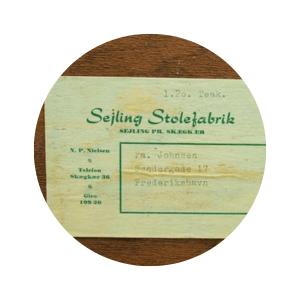 Sejling Stolefabrik