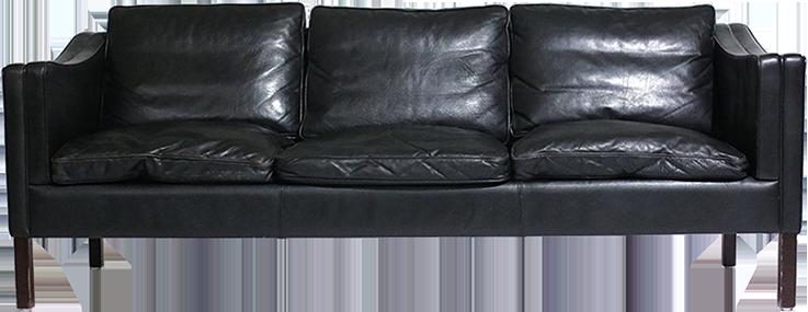 sofa stouby em couro